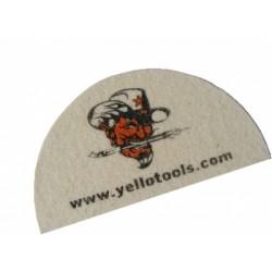 FeltBloc halfmoon